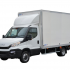 Iveco Daily 20m³ + Hayon (750kg)